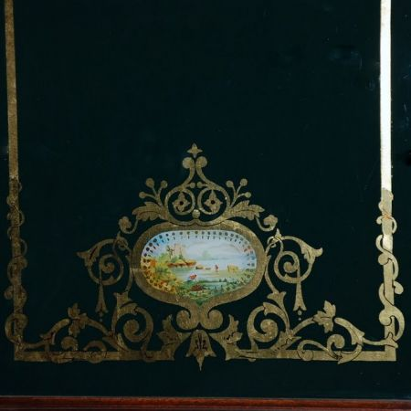 Decorative Gold Leaf Gilding